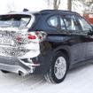 BMWグランドX1スクープ写真