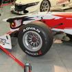 今年からSFはヨコハマ製ワンメイクタイヤでの戦いになる。