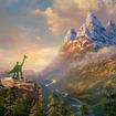 『アーロと少年』イメージ / (C) 2015 Disney/Pixar. All Rights Reserved.