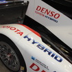 トヨタ『TS040ハイブリッド』2016カラーリング