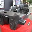 GT500マシンに採用されている共通モノコック