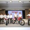 2016年全日本選手権に参戦するホンダのライダーたち。