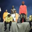 カニエ・ウェストがニューヨーク ファッション ウィークで「イージー シーズン スリー」を披露