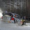 WRC 第2戦 ラリー・スウェーデン
