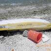 ジョンストン環礁の無人島で発見されたマリンジェット