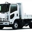 いすゞ・中型トラック フォワード (参考画像)