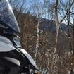 ヤマハ発動機はタングラム斑尾(長野県)にて、スノーモビルの試乗会を開催。
