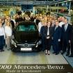 メルセデスベンツのハンガリー工場