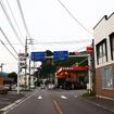 国道144号(長野街道)笹平交差点