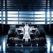 ウイリアムズの今季型F1マシン『FW38』
