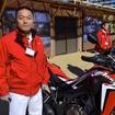 本田技術研究所二輪R&Dセンターの山倉裕 氏。