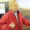 開発責任者である本田技術研究所二輪R&Dセンターの飯塚 直氏