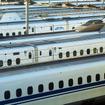 東名阪という日本の大動脈を担う新幹線