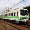 叡山電鉄のICカード導入は3月16日に決まった。写真は叡山本線の元田中駅。