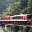 叡山電鉄のICカード導入は3月16日に決まった。写真は鞍馬線を走る「きらら」。