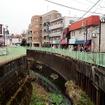 京王井の頭線・久我山駅前。東八道路と甲州街道の直結は、このあたりの渋滞緩和も期待されている