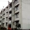 「放射第5号線」工事エリアの南側にある都営久我山アパート