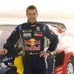 今年のWorld RXにローブはプジョーを駆って参戦する。