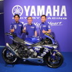 2016年ヤマハ モータースポーツ体制発表