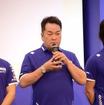 全日本トライアル選手権に参戦するYAMAHA FACTORY RACING TEAMを率いる木村治男監督。