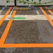 ボラード式駐車場ロック装置
