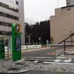 「三井のリパーク」栄2丁目駐車場全景
