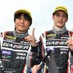 チャンピオンナンバー「#0」のGT-Rを駆るのは富田とクート。