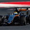 2016 F1 第2回バルセロナテスト 2日目
