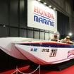 国内レース用のパワーボート