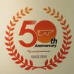 FSW50周年の記念ロゴ。