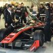 今季はカラーリングが変わるインパル。20号車は昨年11月の鈴鹿テストにも同車で参加した関口が駆る。