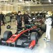 関口は昨年11月のテストでもインパル20号車をドライブしていた。