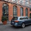VW パサートGTE ヴァリアント(シェラトン・ハノーファー・ペリカンホテル前)