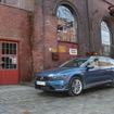VW パサートGTE ヴァリアント(ツォルフェアアイン炭鉱業遺跡群)