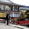 日本庭園をお散歩(鬼怒川 絆)