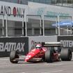 松田次生がフェラーリ『F187』をドライブ