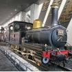 国産初の量産型機関車の233号。4月29日オープンの京都鉄道博物館で展示される。