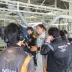 連覇を目指す2015年チャンピオンの石浦はロシターと同タイムの3位。