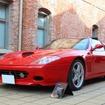 フェラーリ 575 Mスーパーアメリカ