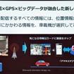 「Amanekチャンネル」は放送と通信、GPS、ビッグデータが融合した新メディア