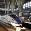 JR西日本管内で最も利用者が多かったのは金沢駅。1日あたり8600人が乗車した。