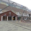JR西日本管内で最も利用者が少なかったのは糸魚川駅。1日あたり400人が乗車した。