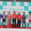 2016 モータースポーツ顕彰 表彰式(鈴鹿ファン感謝デー16)