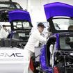 アキュラ(ホンダ)NSX 新型を生産する米工場