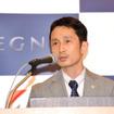 ブリヂストン PSタイヤ開発第5部の小松達也氏