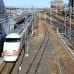 JR東北線と東武日光線が接続する栗橋駅周辺