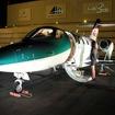 メキシコで初公開されたホンダ ジェット