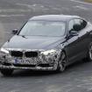 BMW 3シリーズグランツーリスモ スクープ写真