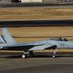 小牧基地に戦闘機は配備されていないが、三菱重工業で定期点検を受ける戦闘機を見ることもできる。