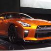 日産 GT-R の2017年モデル(ニューヨークモーターショー16)